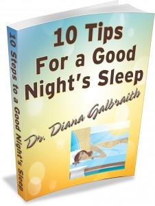 10 Steps to a Good Night's Sleep